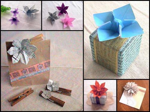 すべての折り紙 折り紙 クレマチス : 特に、はなみずきとクレマチス ...