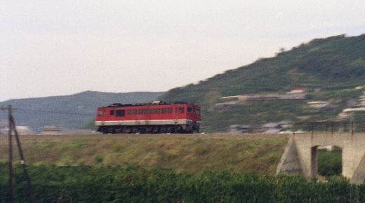 1972年 南紀号111-1