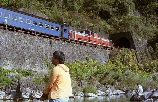 19821103福知山線・武田尾014-1