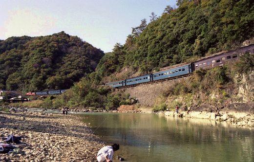 19821103福知山線・武田尾011-1