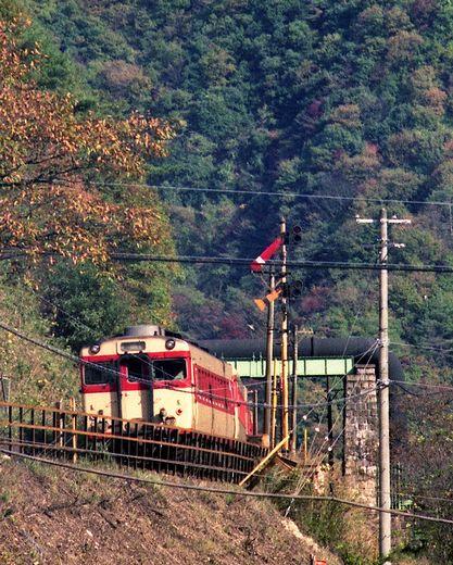 19821103福知山線・武田尾007-1
