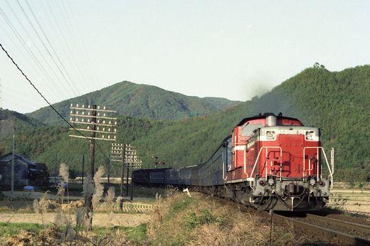 19821103福知山線・武田尾022-1