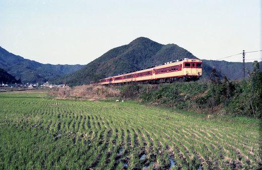 19821103福知山線・武田尾019-1