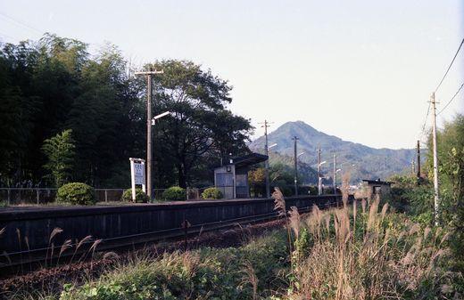 19821103福知山線・武田尾020-1