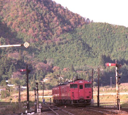 19821103福知山線・武田尾017-1