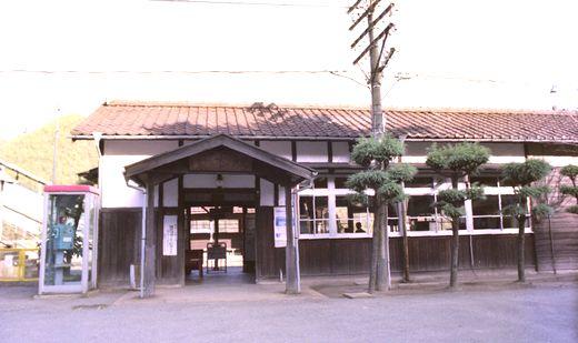 19821103福知山線・武田尾016-1