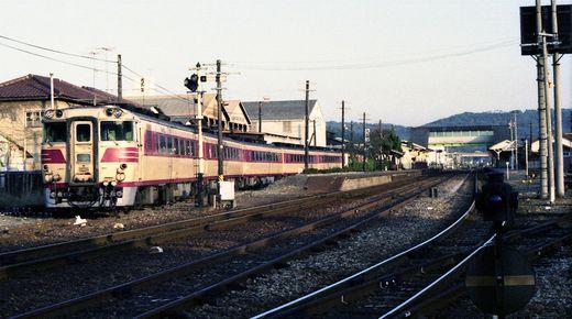 19821103福知山線・武田尾023-1