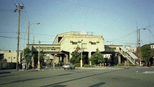 19830505天保山寸景・枚方市駅052-1