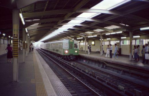 19830505天保山寸景・枚方市駅061-1