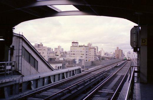 19830505天保山寸景・枚方市駅062-1