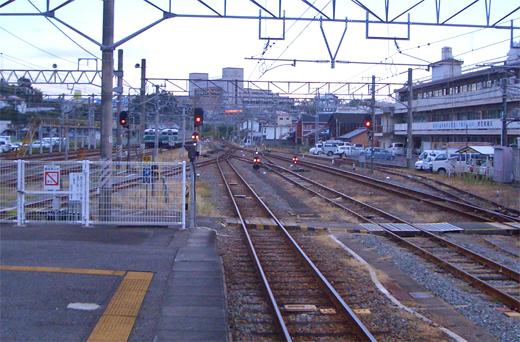 2010紀伊田辺駅・定点撮影