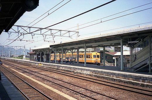 19840731近江鉄道・貴生川096-1