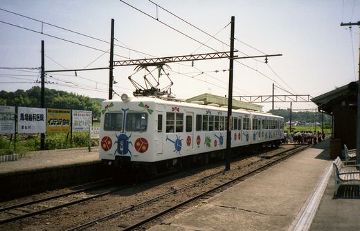 19840731近江鉄道・貴生川092-1