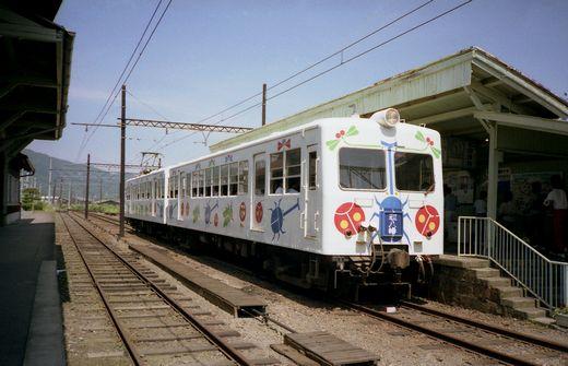 19840731近江鉄道・貴生川093-<br />1