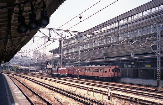 19840731近江鉄道・貴生川098-1