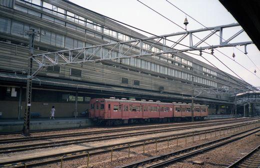 19840731近江鉄道・貴生川097-1