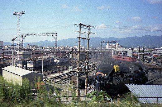 19840921奈良線・宇治駅109-1