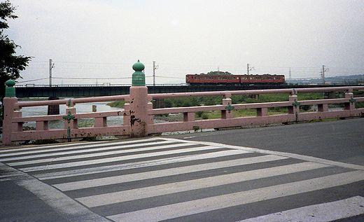 19840921奈良線・宇治駅105-1