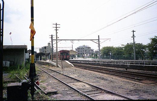 19840921奈良線・宇治駅107-1