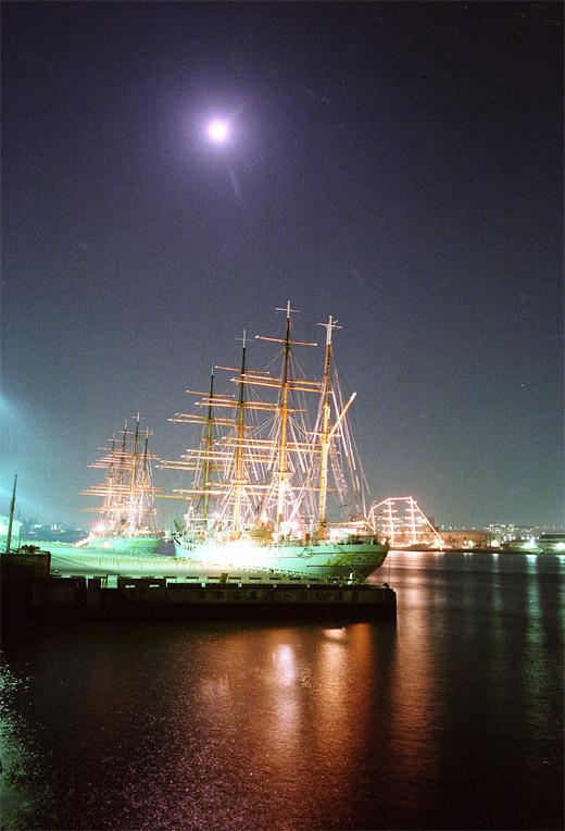 19831023大阪帆船まつり174-1