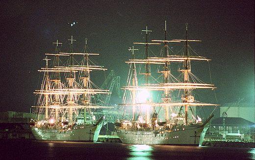 19831023大阪帆船まつり157-1