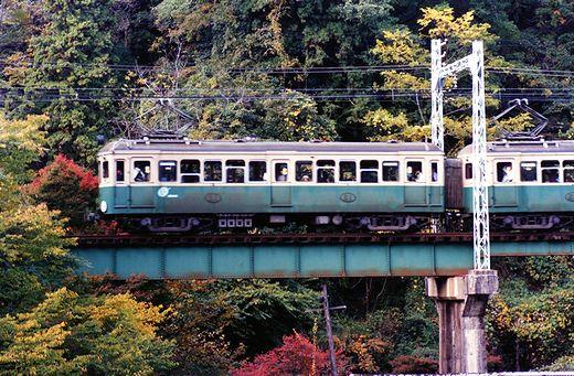 叡電・ナデ117-1