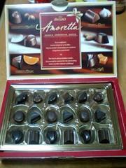 マネパ チョコレート♪