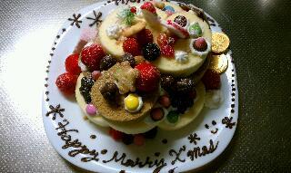 クリスマスケーキ♪♪