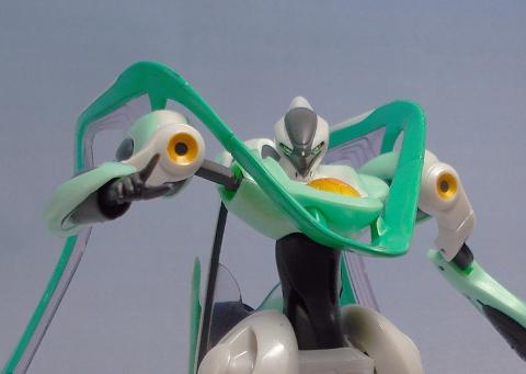 ROBOT魂ウォクス・アウラ
