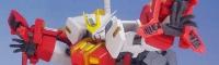 ROBOT魂エクストリームガンダム(Type-レオス)ゼノン・フェース