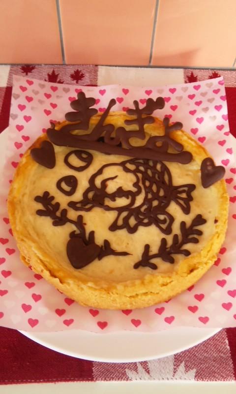 金魚ケーキ