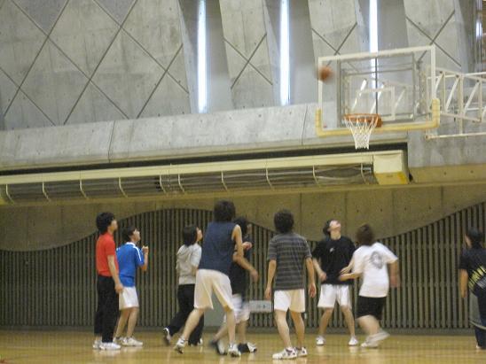 バスケットボール4