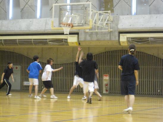 バスケットボール5