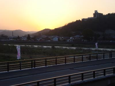 _20100320175117 夕焼け ひなまつり 橋