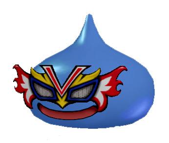 Vジャンプの魔物仮面