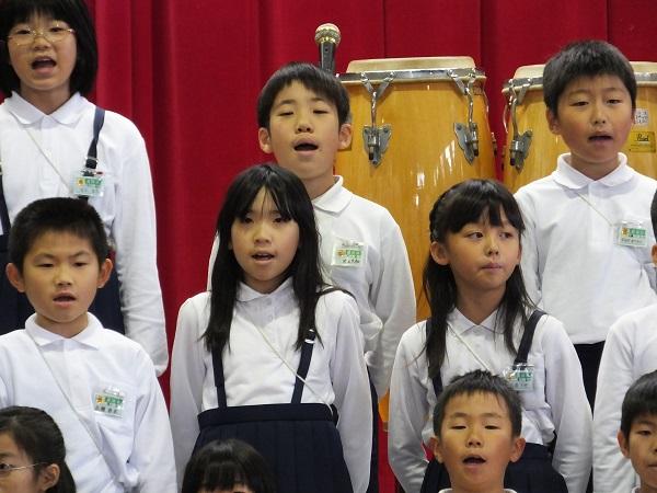 長 府 小学校