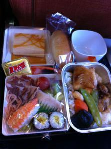 機内食1ー1