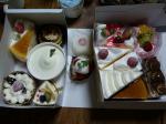 ケーキ大集合
