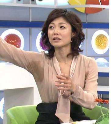 有働由美子アナ