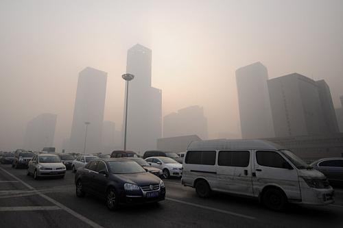 中国の大気汚染2