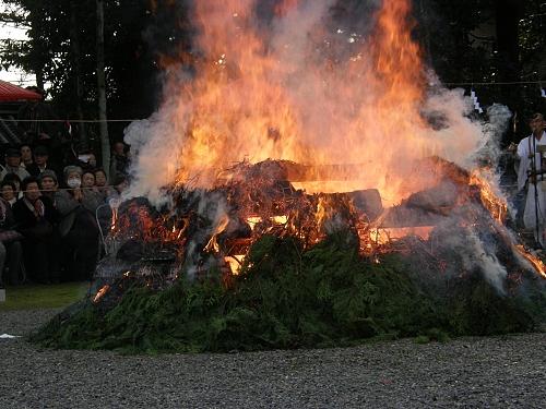 御火焚祭1