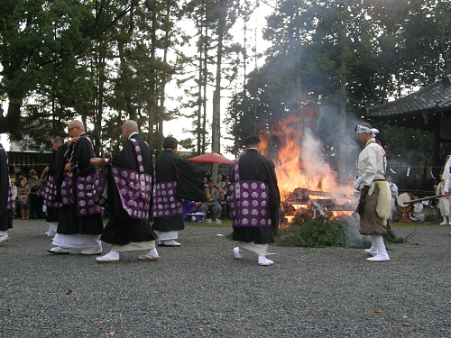 御火焚祭5