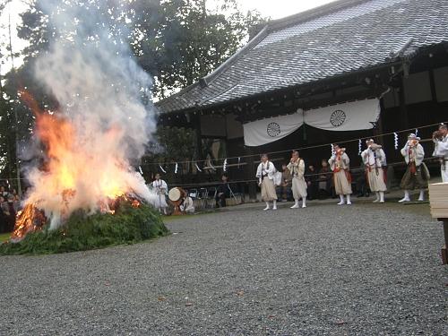 御火焚祭4