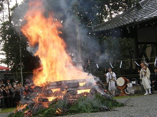 御火焚祭6