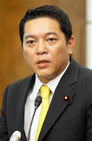 徳田毅国土交通・復興政務官が4日、女性問題で辞任