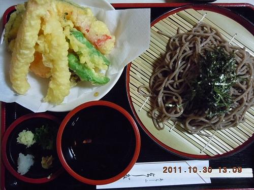嵐山でランチ 2011・10・30