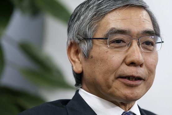 日本銀行次期総裁に元財務官の黒田東彦アジア開発銀行総裁(68)を指名する見通し
