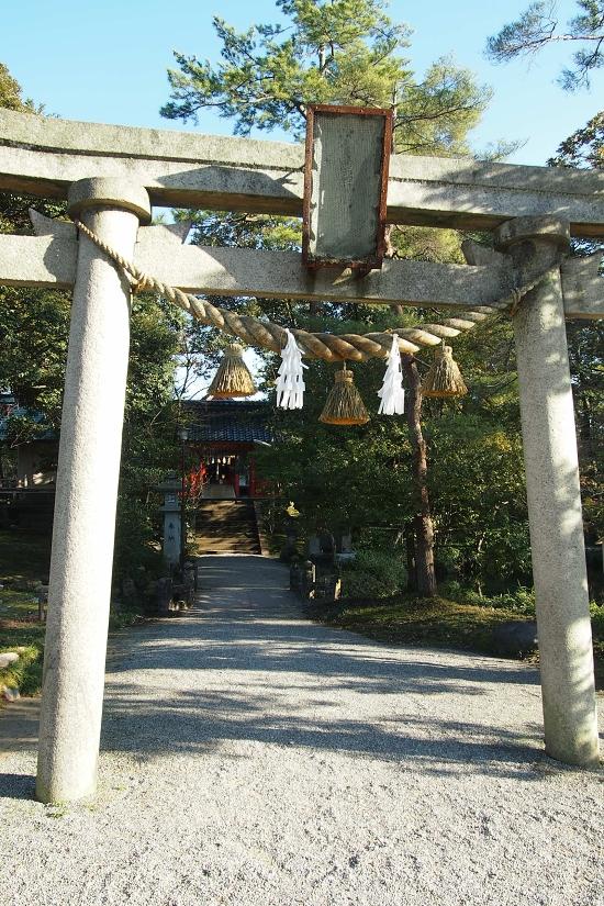 金沢神社参拝