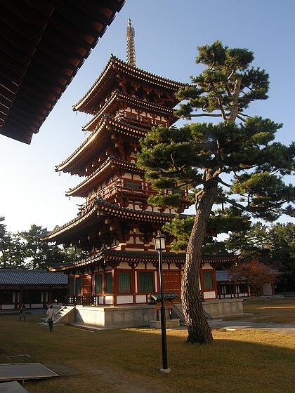ブログ8 薬師寺