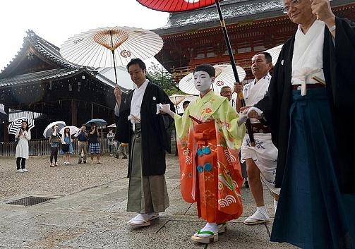 祇園祭 お千度の儀